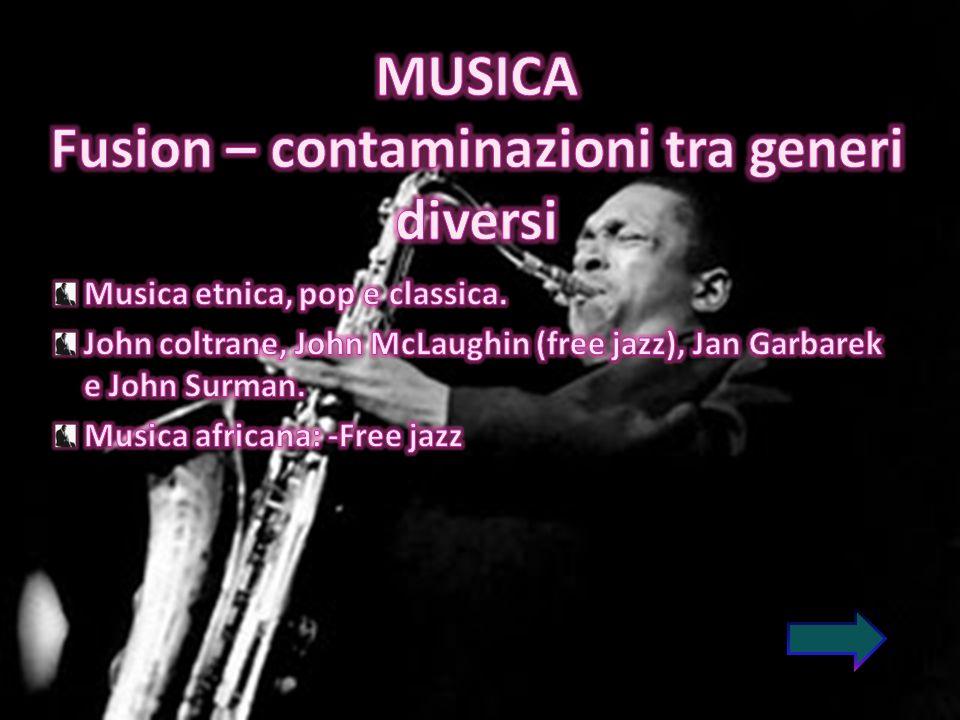 MUSICA Fusion – contaminazioni tra generi diversi
