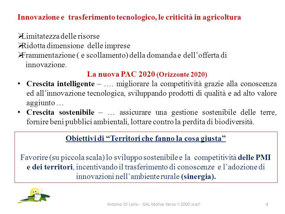 Innovazione e trasferimento tecnologico, le criticità in agricoltura