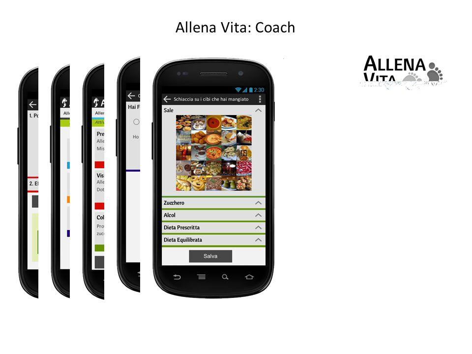 Allena Vita: Coach