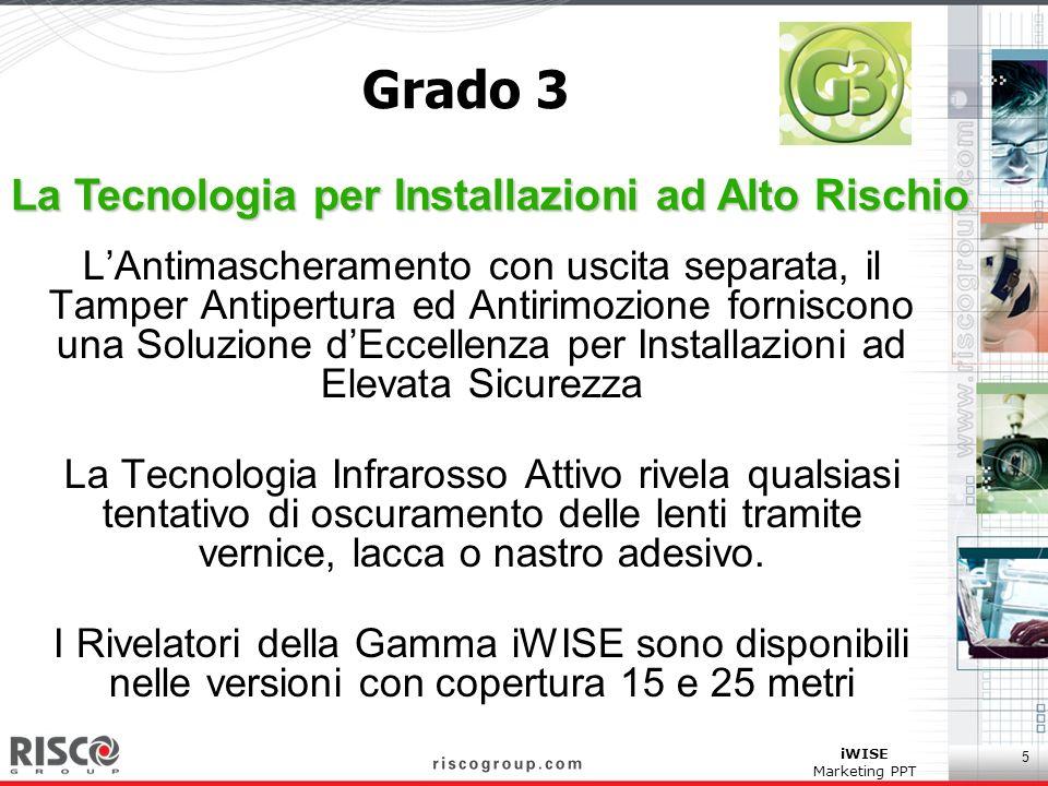 Grado 3 La Tecnologia per Installazioni ad Alto Rischio