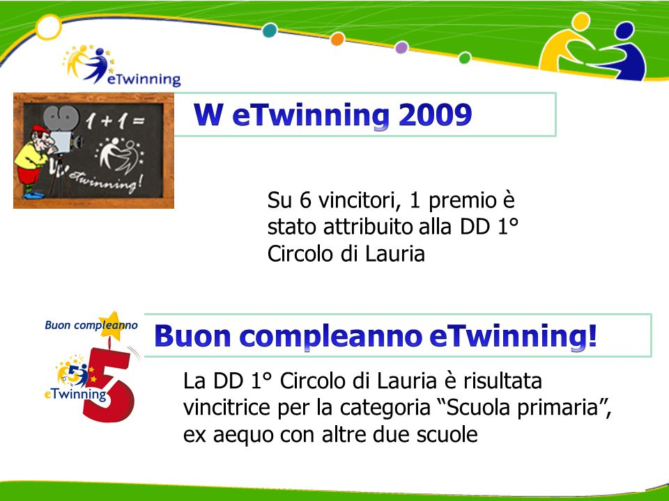 Buon compleanno eTwinning!