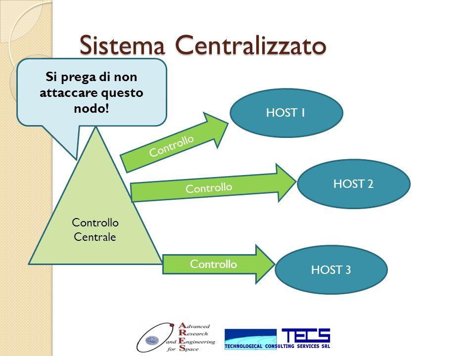 Sistema Centralizzato