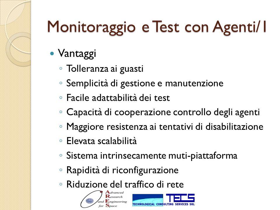 Monitoraggio e Test con Agenti/1