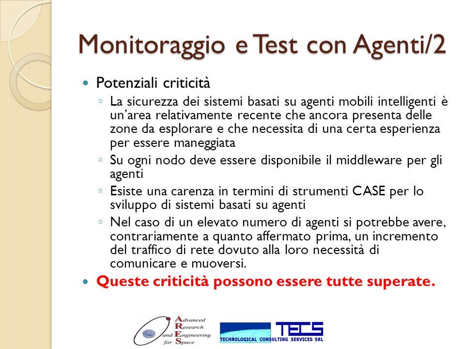 Monitoraggio e Test con Agenti/2