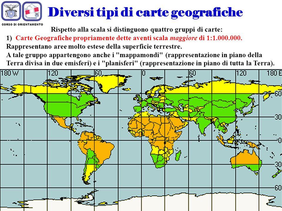 Corso di orientamento club alpino italiano ppt scaricare - Diversi tipi di figa ...
