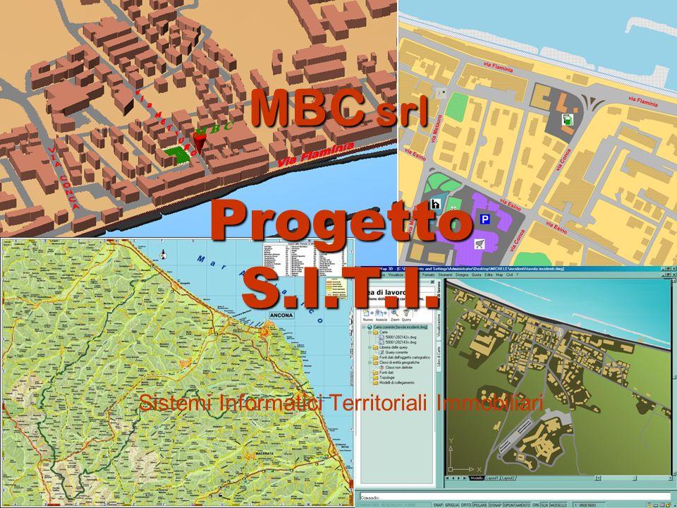 Progetto S.I.T.I. Sistemi Informatici Territoriali Immobiliari