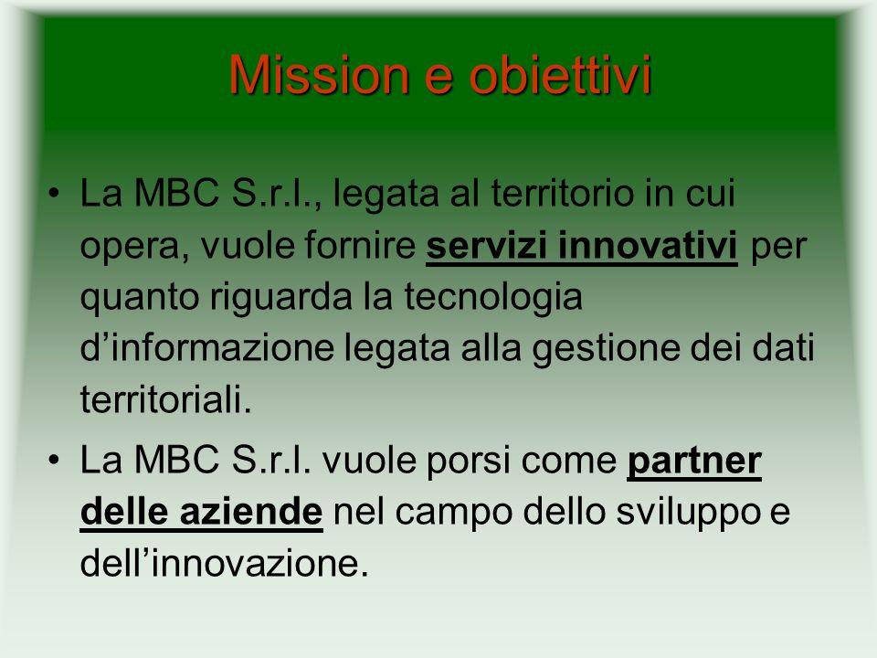 Mission e obiettivi