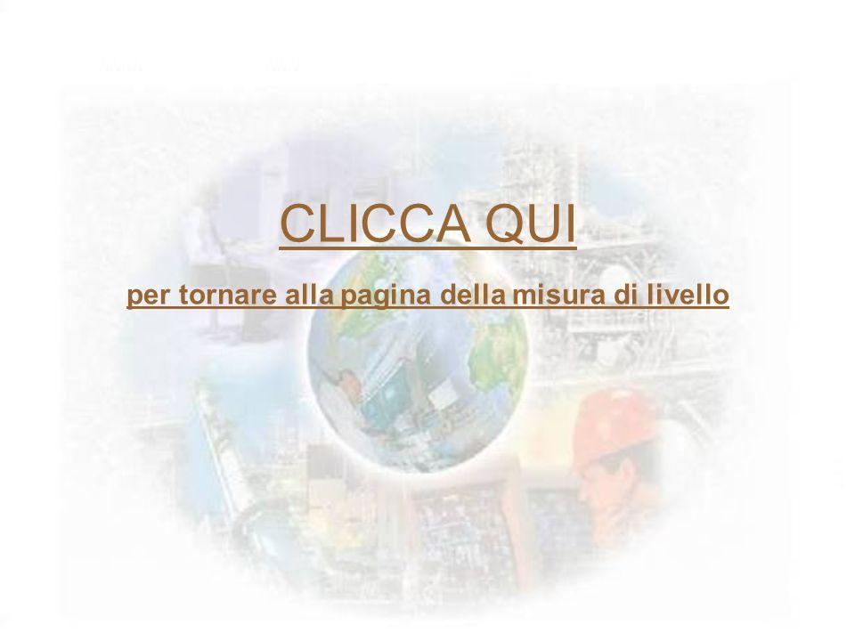 CLICCA QUI per tornare alla pagina della misura di livello