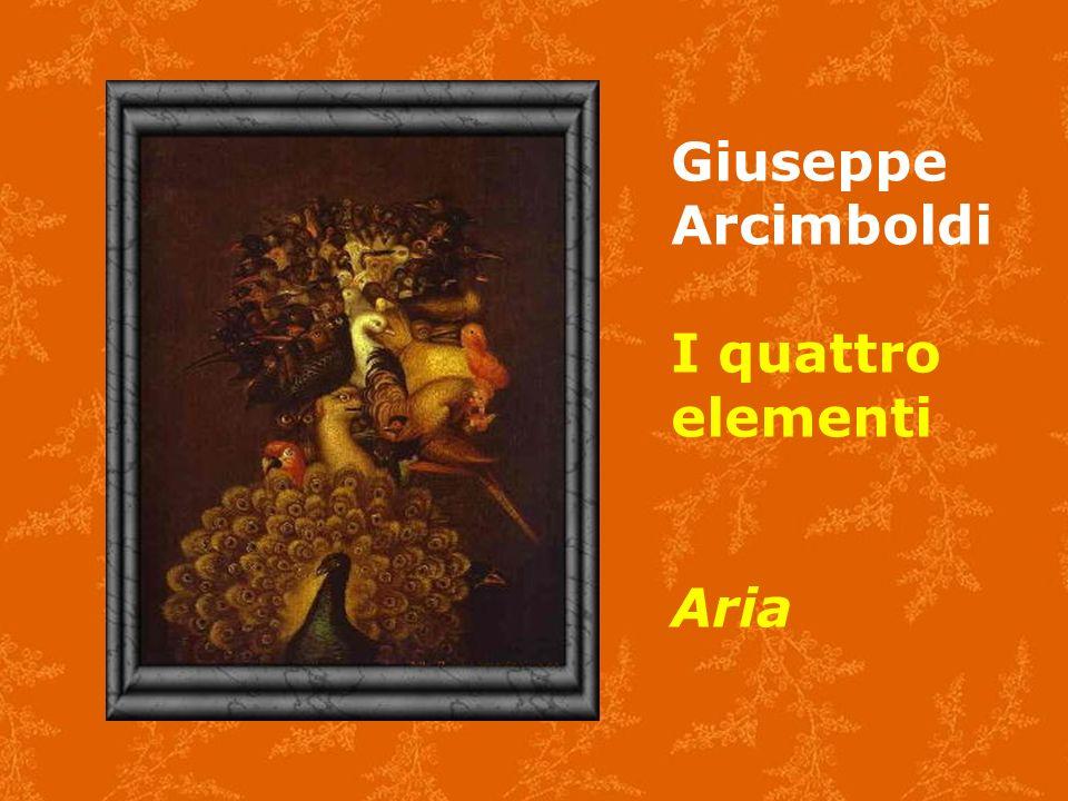 Giuseppe Arcimboldi I quattro elementi Aria