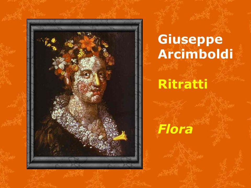 Giuseppe Arcimboldi Ritratti Flora