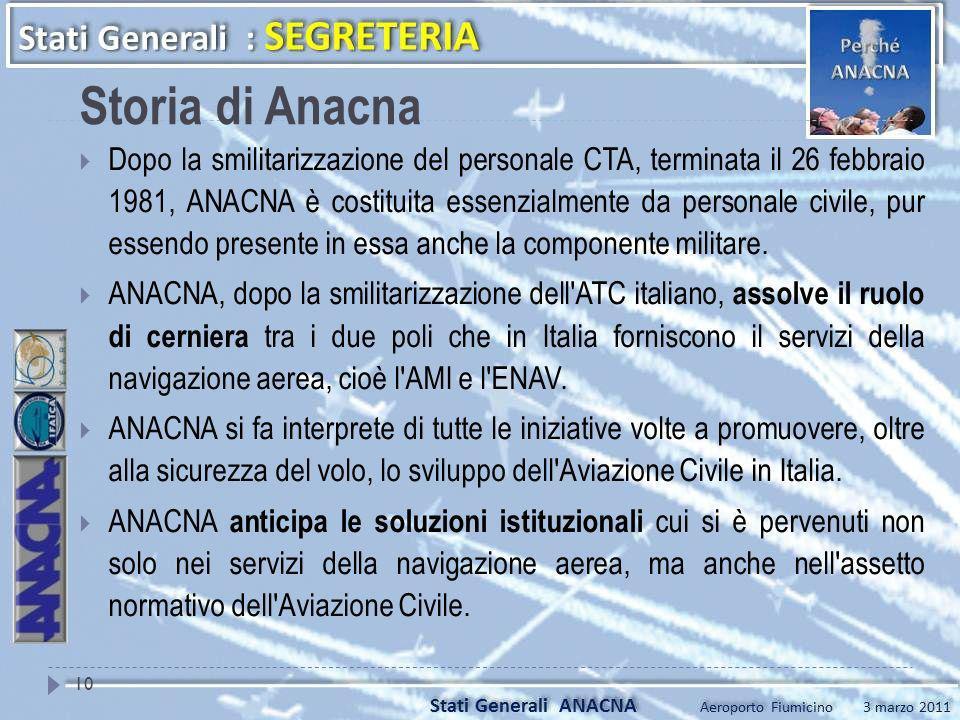 Storia di Anacna