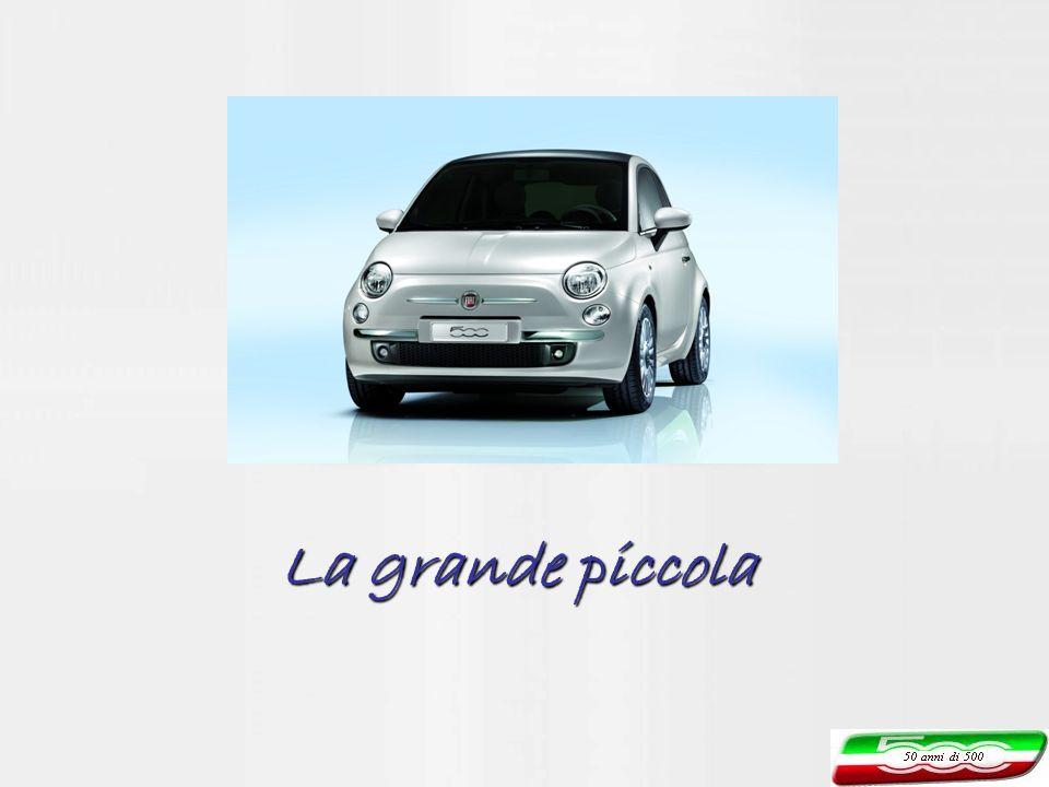 Fiat 500 La grande piccola