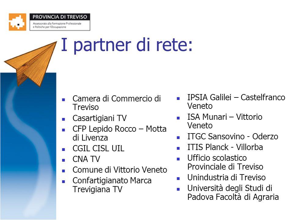 I partner di rete: IPSIA Galilei – Castelfranco Veneto