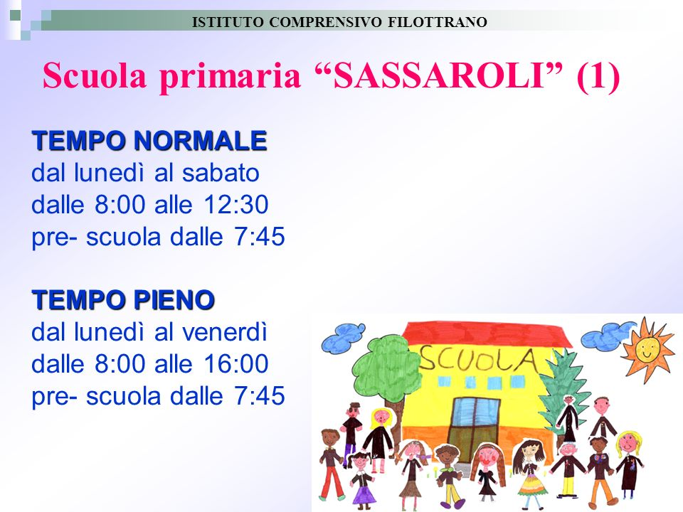 Scuola primaria SASSAROLI (1)