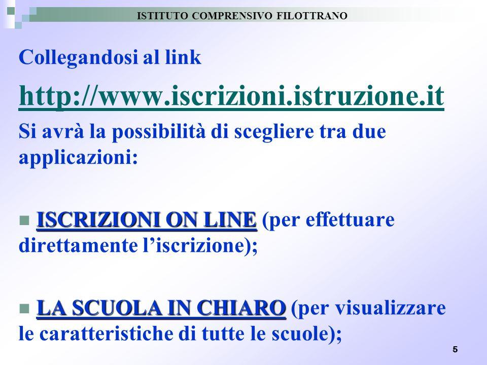 http://www.iscrizioni.istruzione.it Collegandosi al link