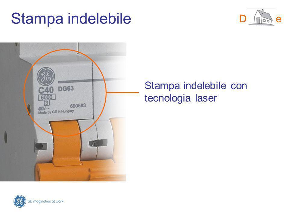 Stampa indelebile DMS-line Stampa indelebile con tecnologia laser