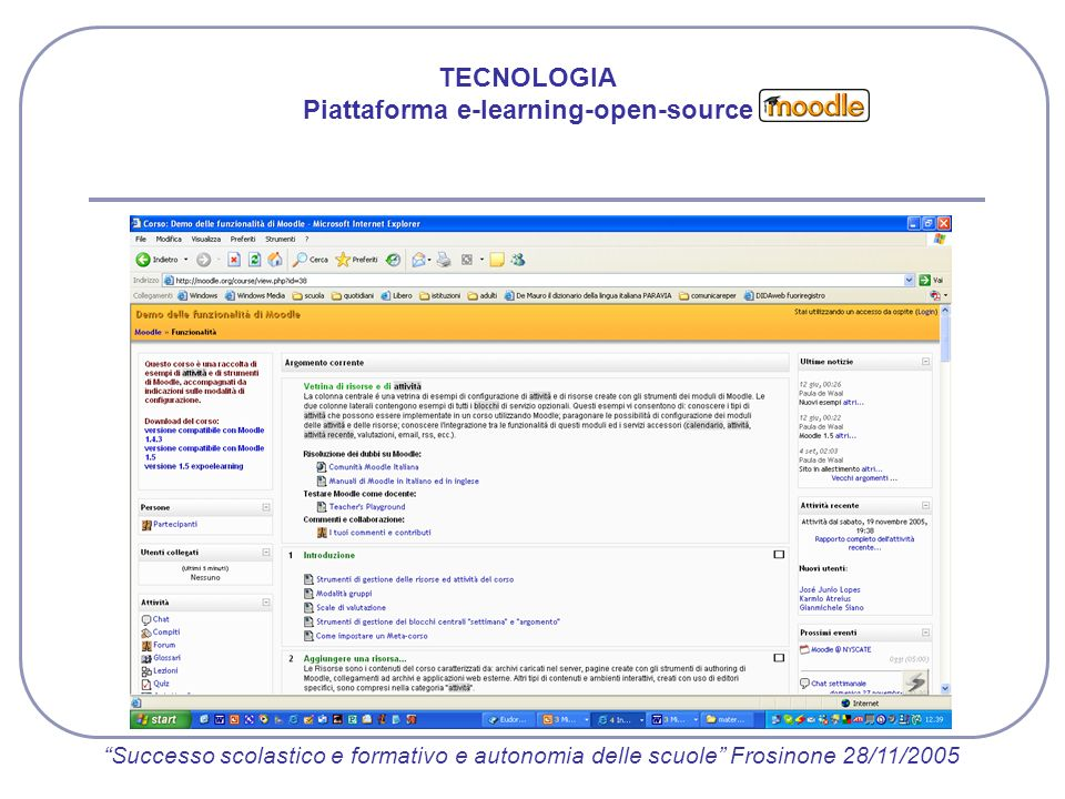 Piattaforma e-learning-open-source