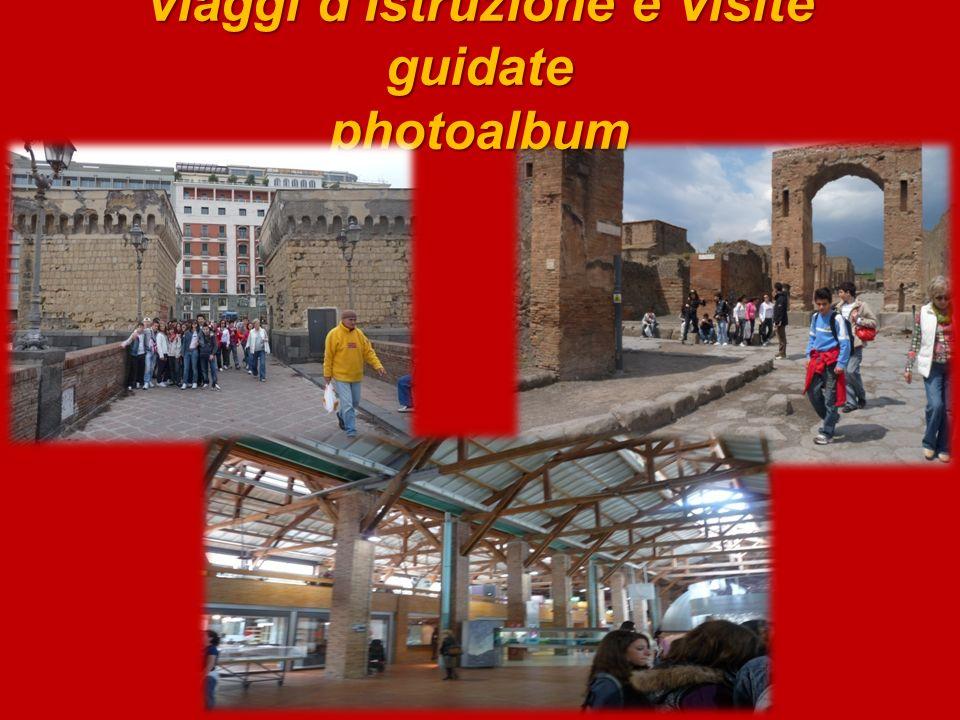 Viaggi d'Istruzione e Visite guidate photoalbum