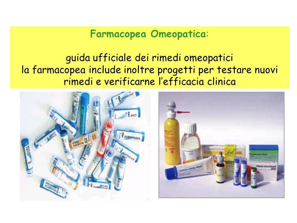 Farmacopea Omeopatica: guida ufficiale dei rimedi omeopatici