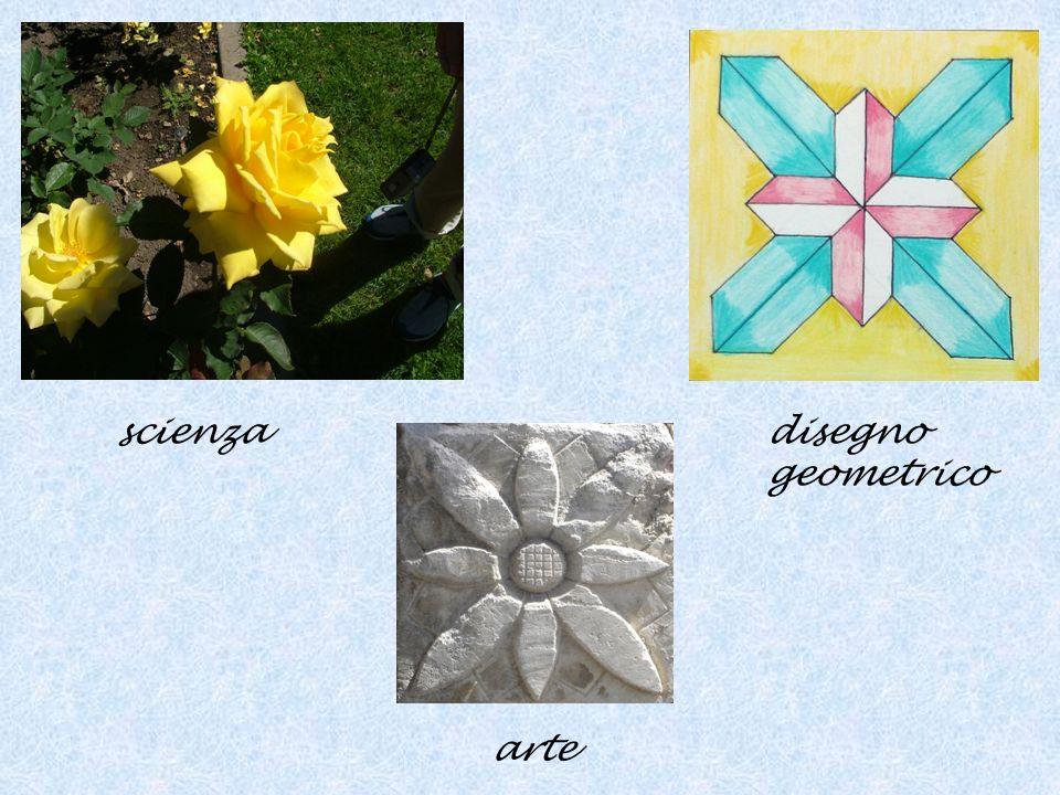 scienza disegno geometrico arte