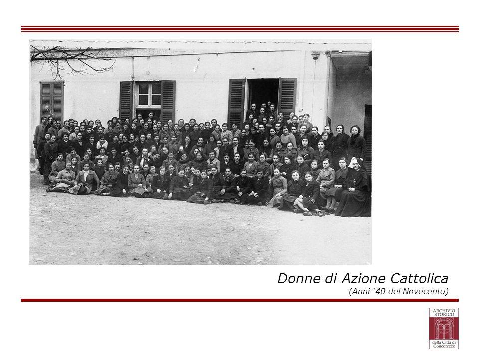 Donne di Azione Cattolica