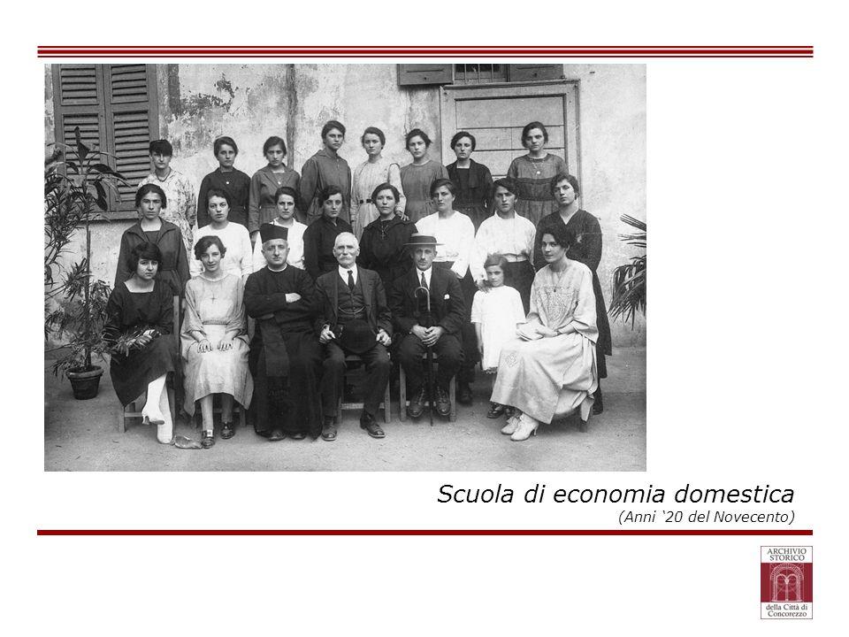 Scuola di economia domestica