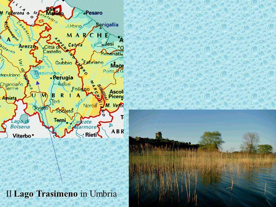 Il Lago Trasimeno in Umbria