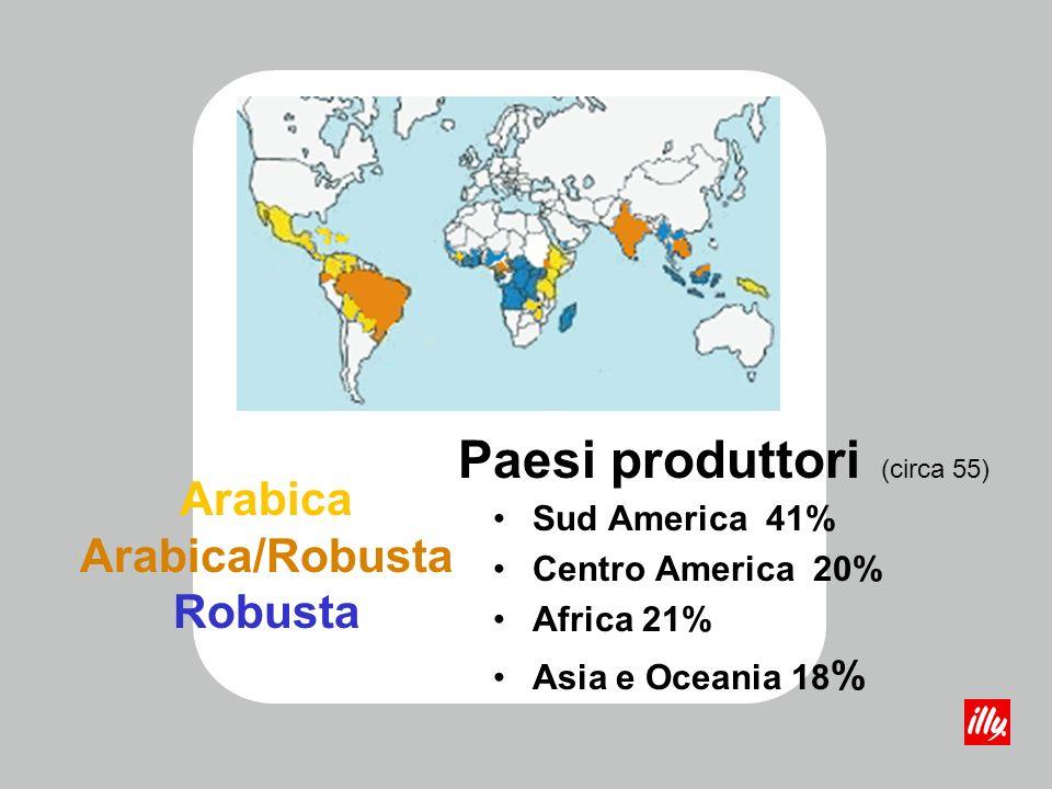 Paesi produttori (circa 55)