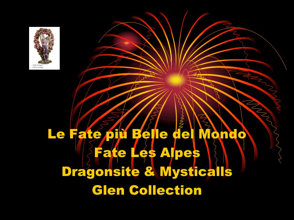 Le Fate più Belle del Mondo Fate Les Alpes Dragonsite & Mysticalls