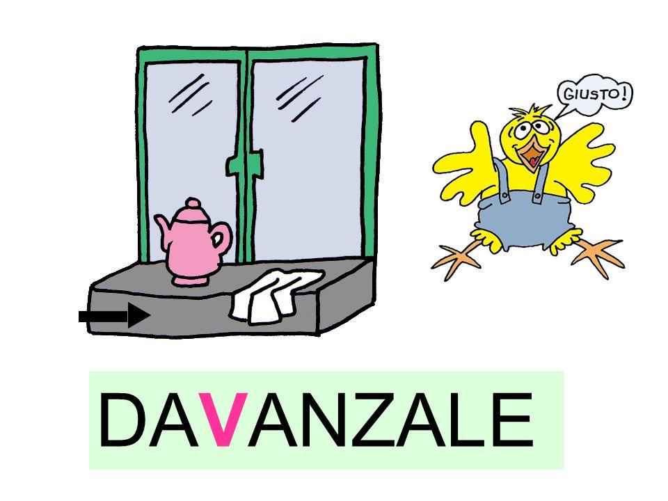DAVANZALE