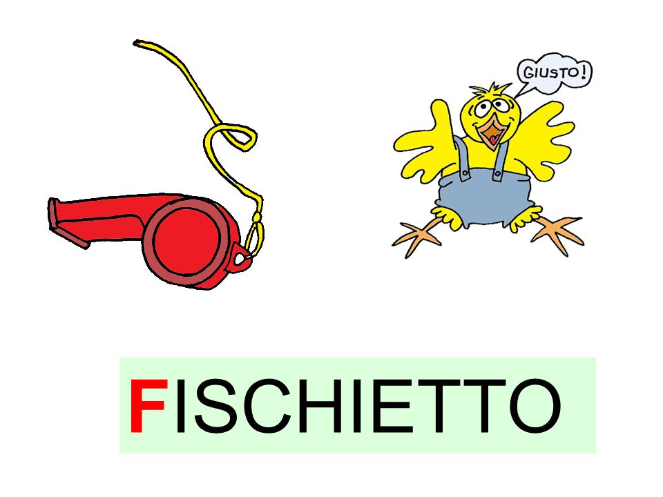 FISCHIETTO