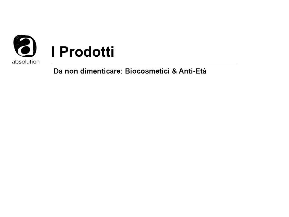 I Prodotti Da non dimenticare: Biocosmetici & Anti-Età