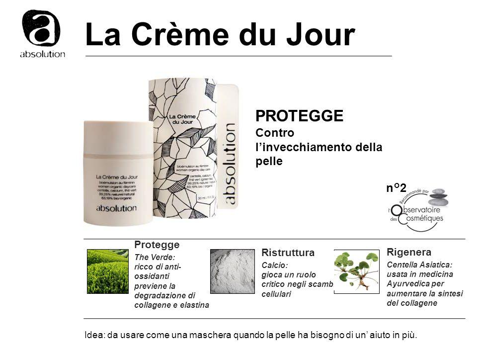 La Crème du Jour PROTEGGE Contro l'invecchiamento della pelle n°2