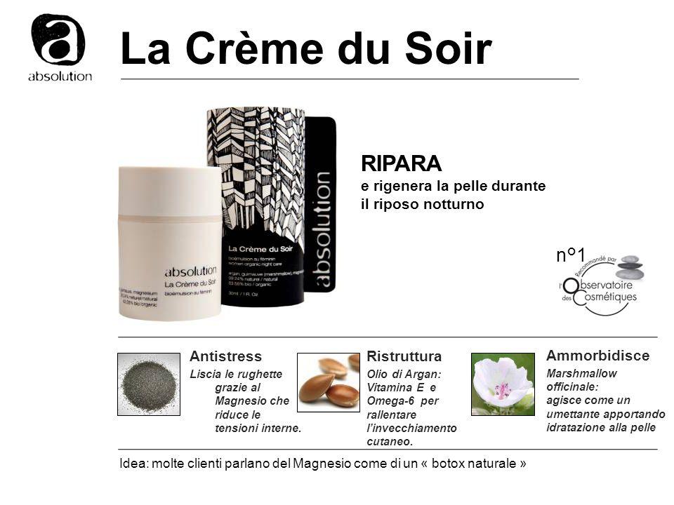 La Crème du Soir RIPARA n°1