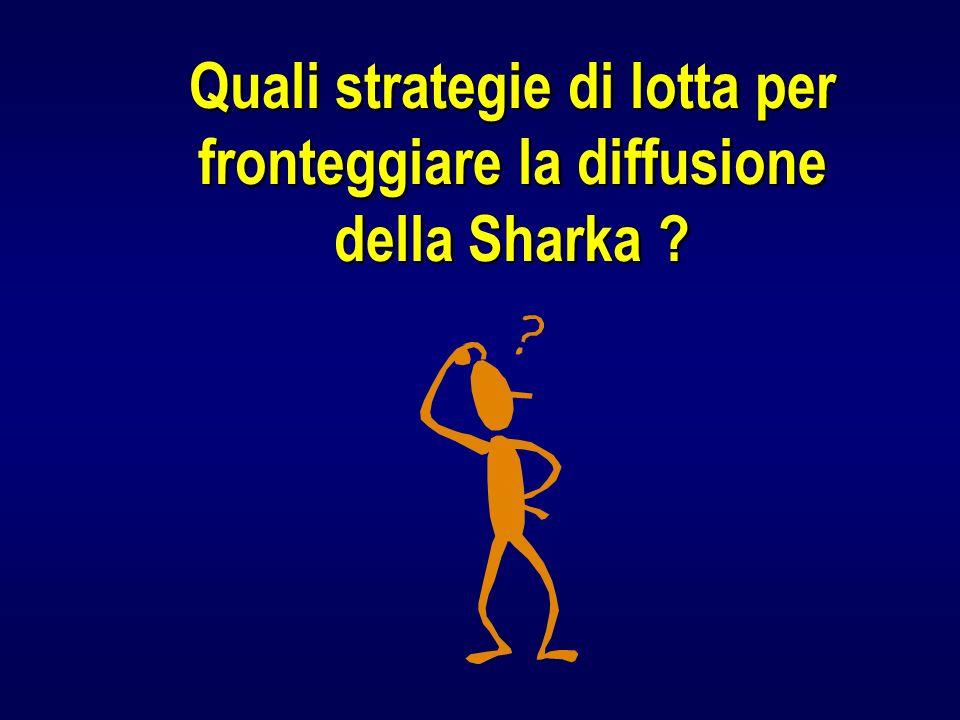 Quali strategie di lotta per fronteggiare la diffusione della Sharka