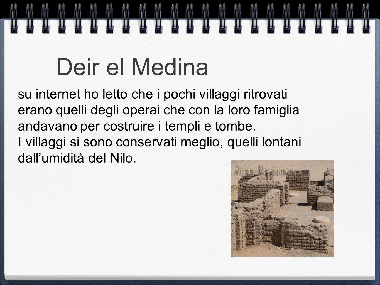 Deir el Medina
