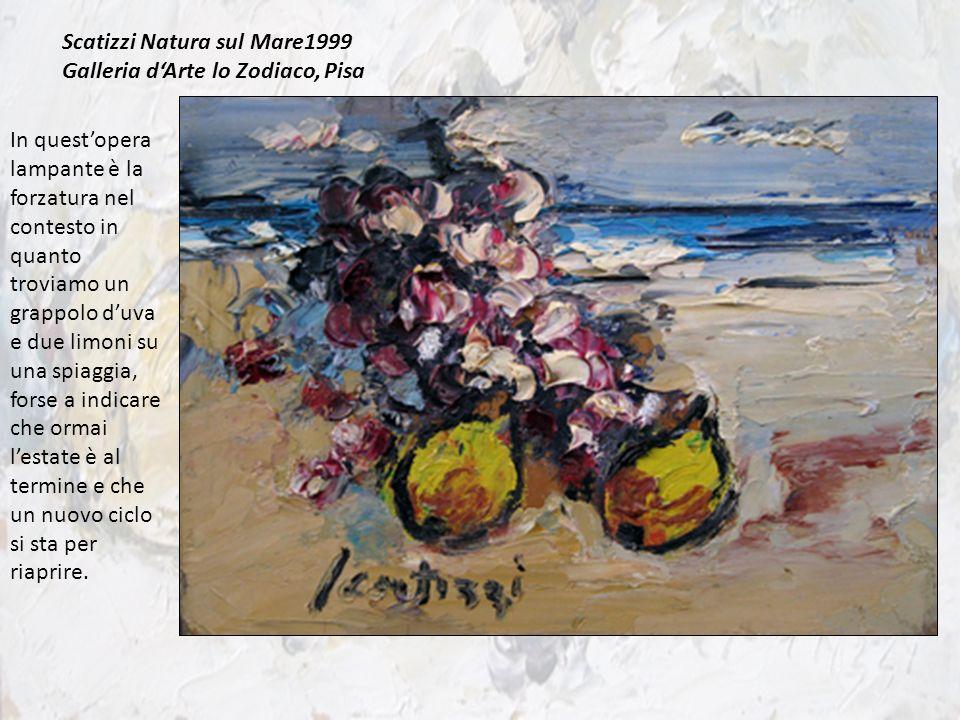 Scatizzi Natura sul Mare1999