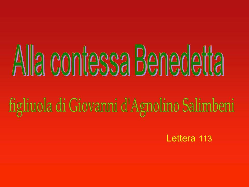 figliuola di Giovanni d Agnolino Salimbeni