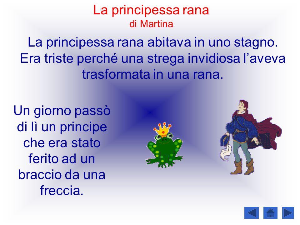 La principessa rana di Martina