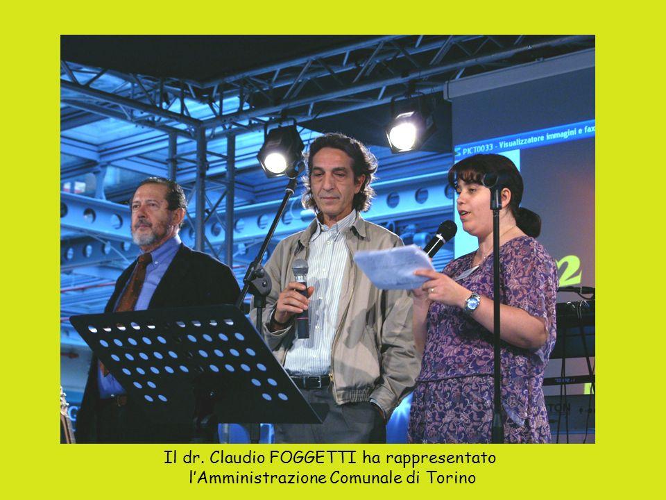 Il dr. Claudio FOGGETTI ha rappresentato