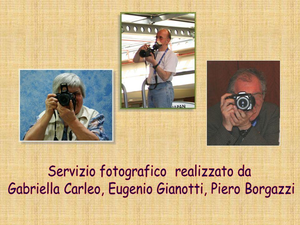 Servizio fotografico realizzato da