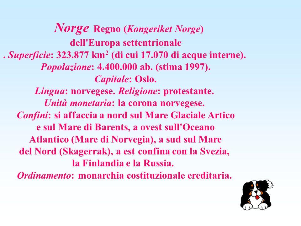 Norge Regno (Kongeriket Norge)