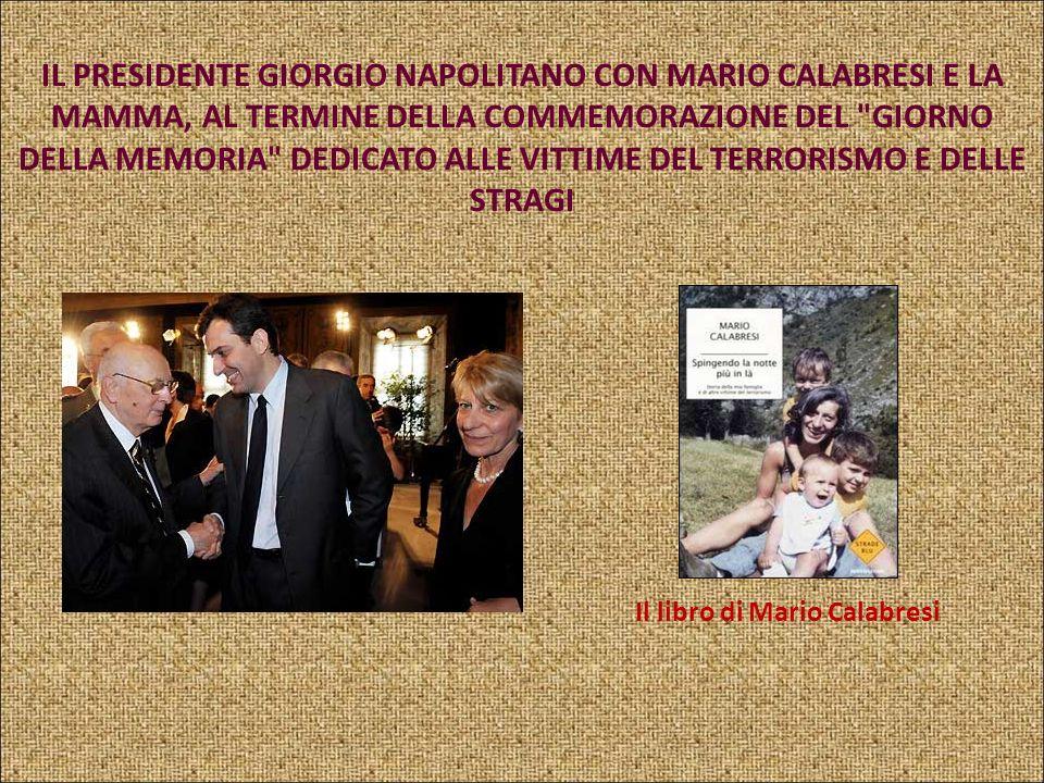 Il libro di Mario Calabresi