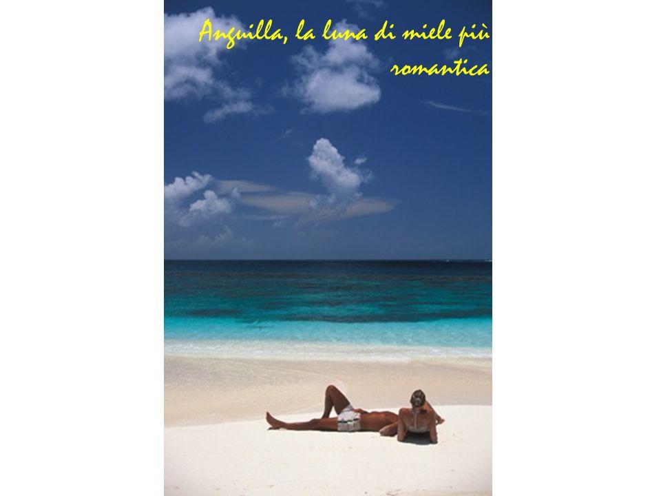 Anguilla, la luna di miele più romantica