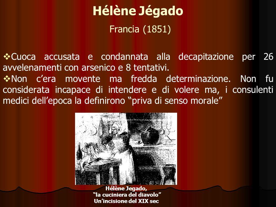 Hélène Jégado Francia (1851)