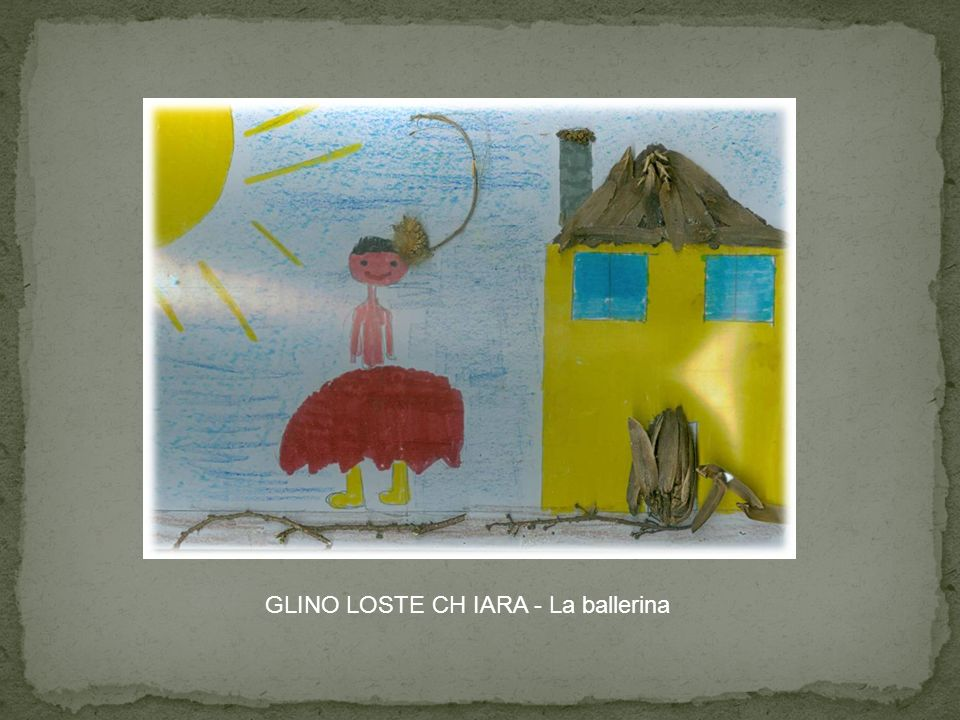 GLINO LOSTE CH IARA - La ballerina