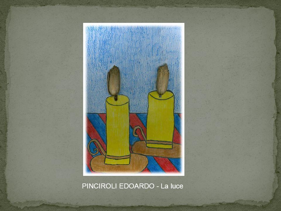 PINCIROLI EDOARDO - La luce