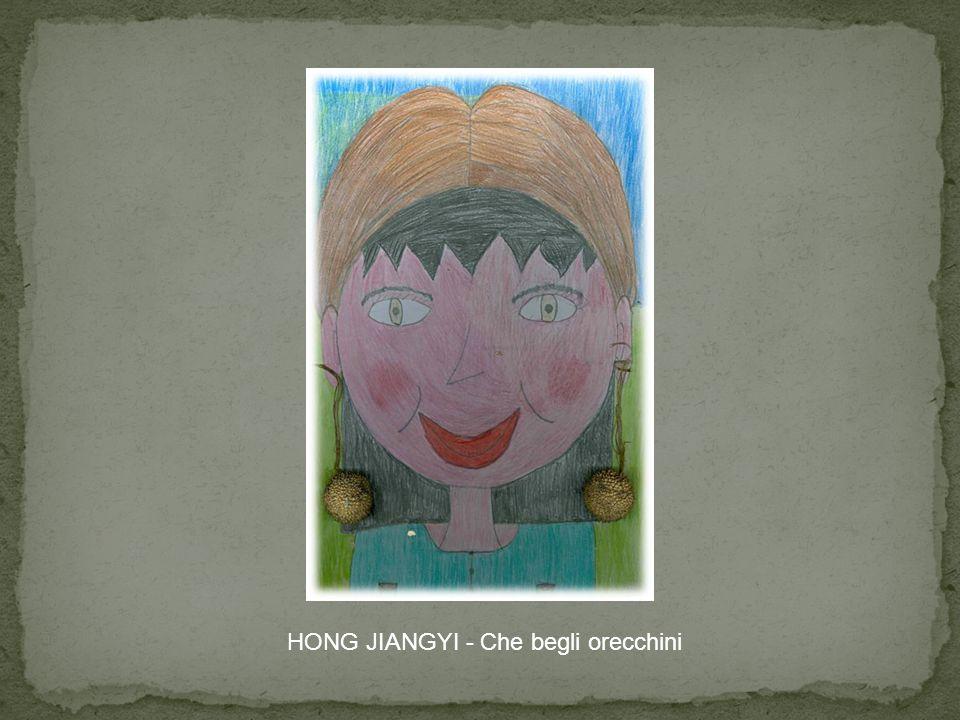 HONG JIANGYI - Che begli orecchini