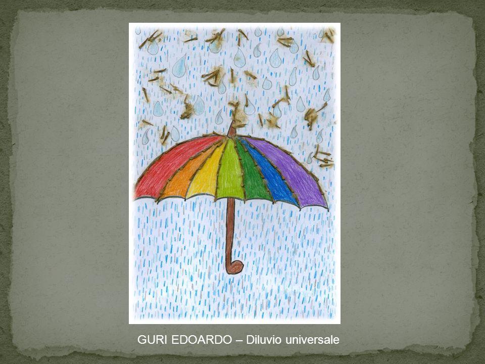 GURI EDOARDO – Diluvio universale