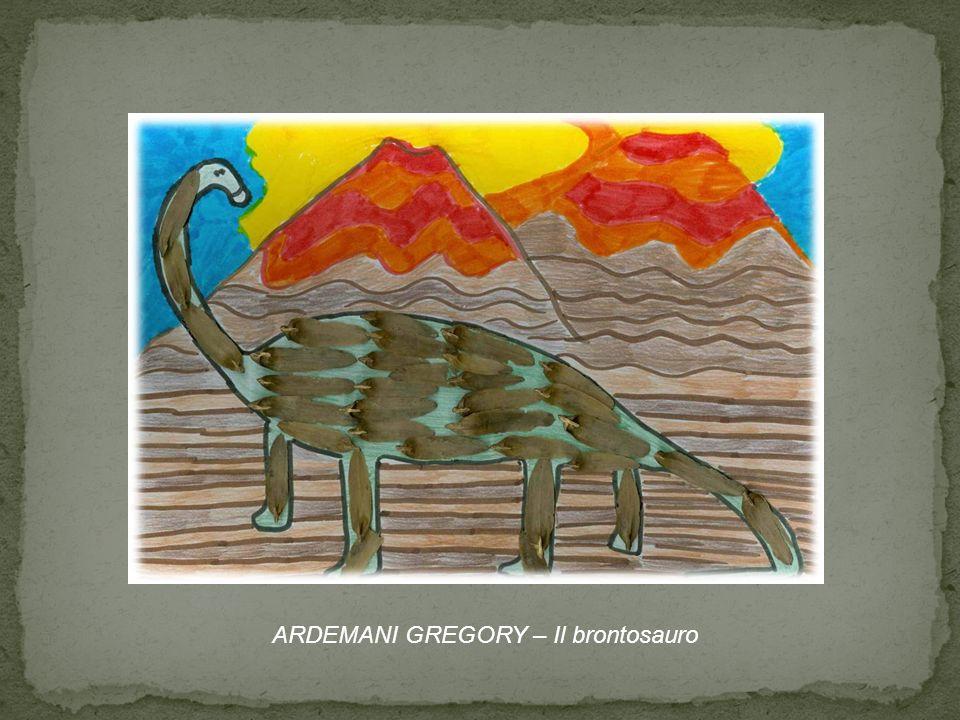 ARDEMANI GREGORY – Il brontosauro